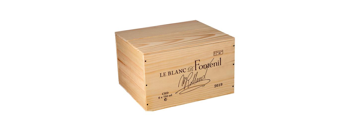 Le Blanc de Fontenil 2019 - Rolland Collection