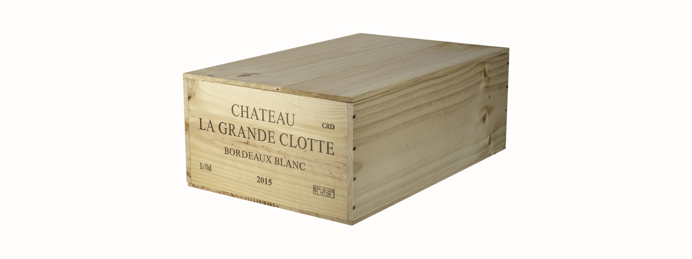 Château La Grande Clotte 2014 - Rolland Collection