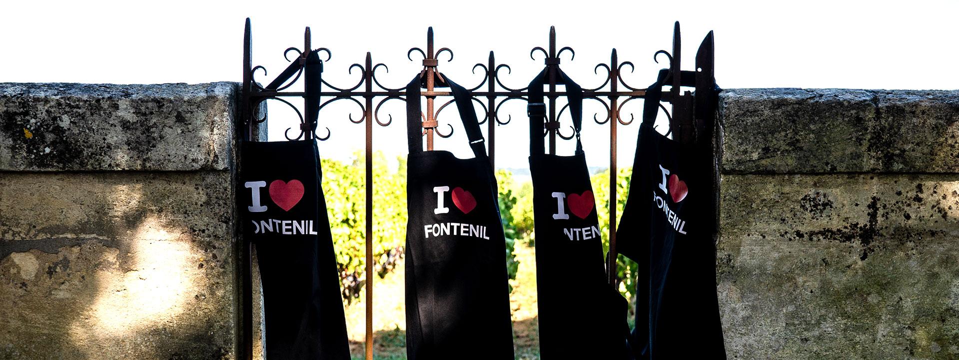 Château Fontenil 2007 - Rolland Collection