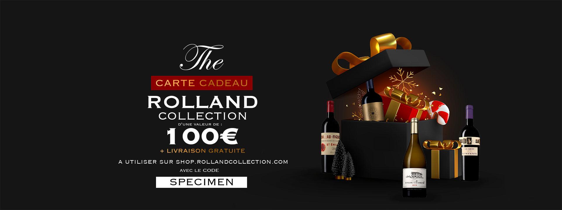 Carte Cadeau - Rolland Collection