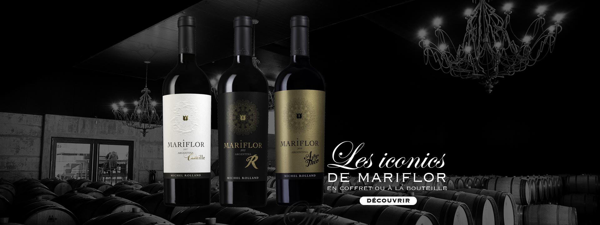 Coffret Mariflor Iconic - Rolland Collection