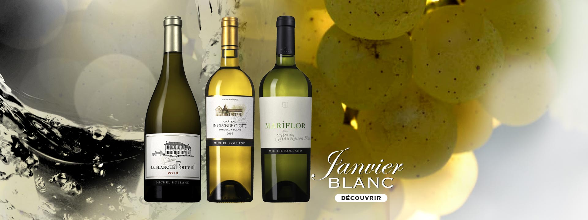 Iconic Winemakers 2018 - Rolland Collection