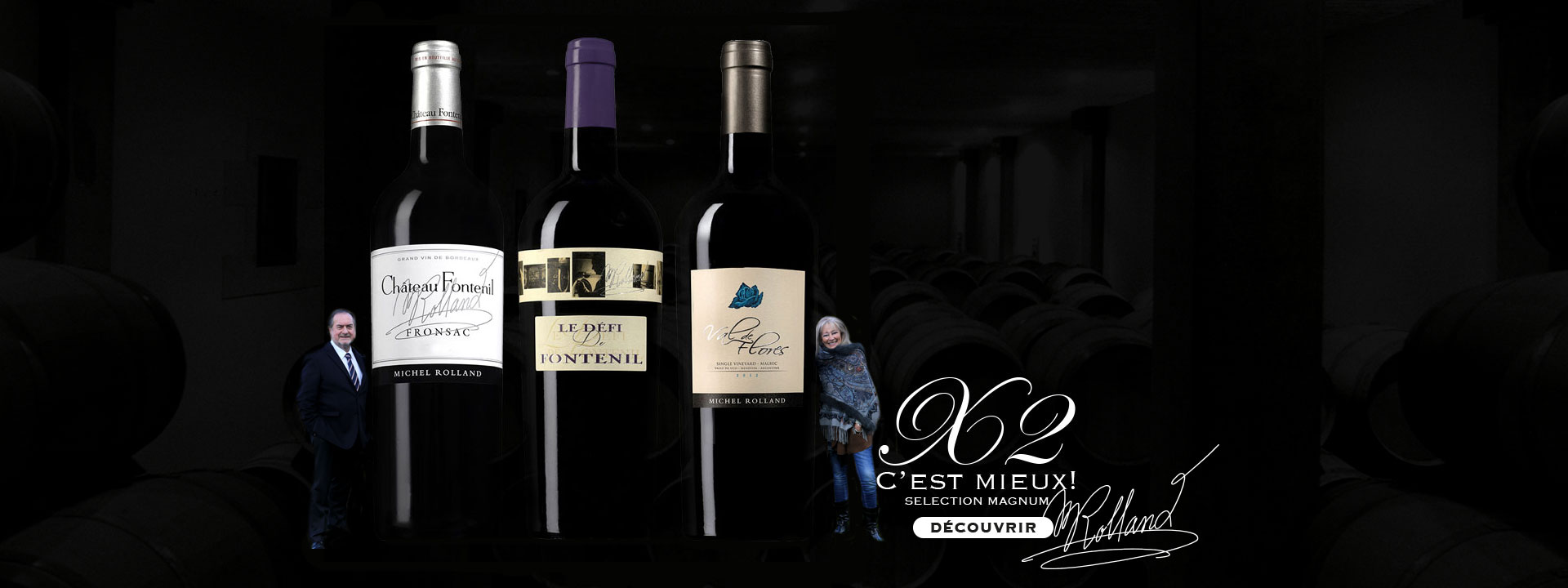 Sélection Malbec - Rolland Collection